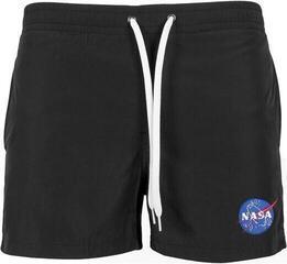 NASA EMB Logo Swimshorts Black