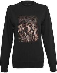 My Chemical Romance Ladies My Chemical Romance On Parade Crewneck Black