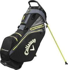 Callaway Hyper Dry 14 Stand Bag Black/Charcoal/Yellow 2020