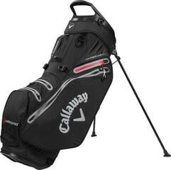Callaway Hyper Dry 14 Stand Bag Black/Charcoal/Red 2020