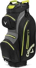 Callaway Hyper Dry 15 Cart Bag Black/Flash Yellow 2020
