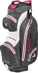 Callaway Hyper Dry 15 Cart Bag Charcoal/White/Pink 2020