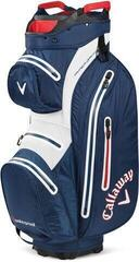 Callaway Hyper Dry 15 Cart Bag Navy/White/Red 2020
