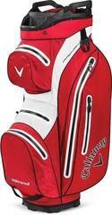 Callaway Hyper Dry 15 Cart Bag Red/White/Black 2020