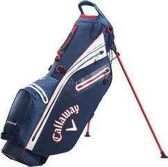 Callaway Hyper Dry C Stand Bag Navy/White/Red 2020