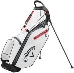 Callaway Hyper Dry C Stand Bag White/Black/Red 2020