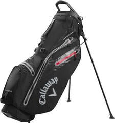 Callaway Hyper Dry C Stand Bag Black/Charcoal/Red 2020