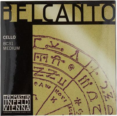Thomastik BC31 Belcanto Cello String Set