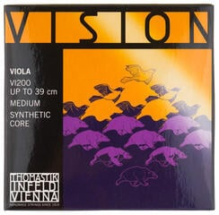 Thomastik VI200 Vision Viola String Set