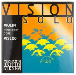 Thomastik VIS100 Vision Solo Violin String Set