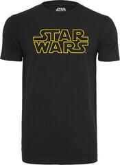 Star Wars Logo Tee Black