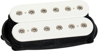 DiMarzio DP166 The Breed Bridge White