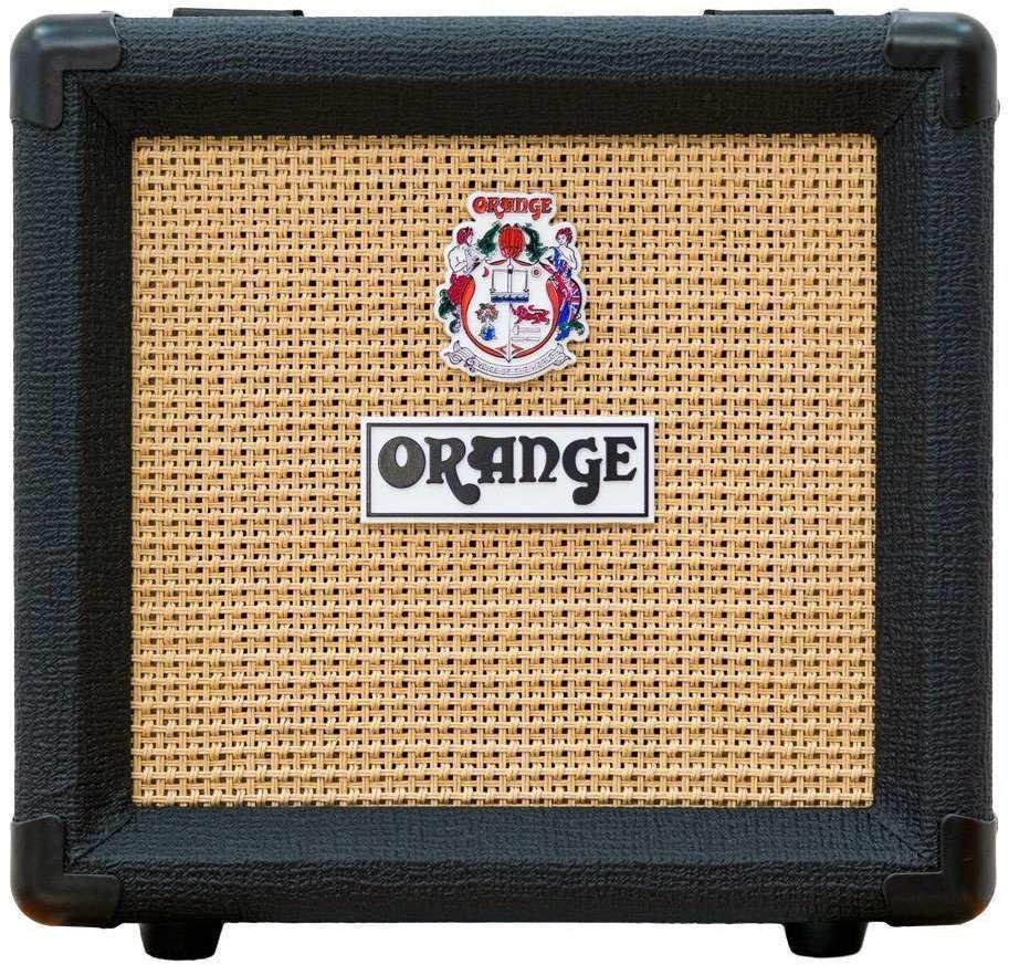 Orange PPC108 BK