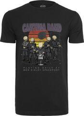 Star Wars Cantina Band Tee Black