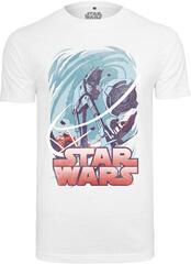 Star Wars Hot Swirl Tee White