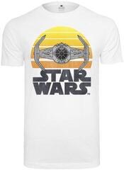 Star Wars Sunset Tee White