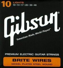 Gibson 700L Brite Wires Electric 010-046