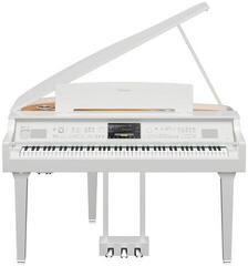 Yamaha CVP-809GP Polished White