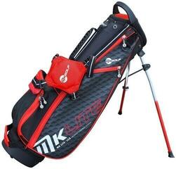 Masters Golf MK Lite Standbag Red 53in - 135cm