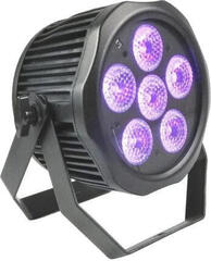 Fractal Lights PAR LED 6 x 12 W BATT
