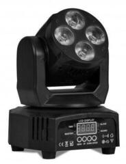 Fractal Lights Mini Wash 4x10 W Faro Testa Mobile