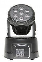 Fractal Lights Mini LED Moving Head 7x10 W