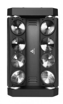 Fractal Lights Partyscope LED 8x10 W