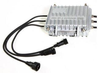 Fractal Lights Split DMX 4 Outdoor IP65 Spliter lumini