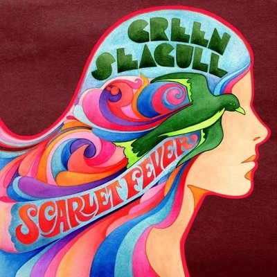 Green Seagull Scarlet Fever (Red Vinyl)