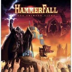 Hammerfall One Crimson Night (Live) (3 LP)