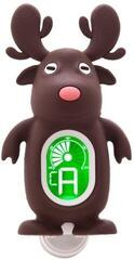 SWIFF A7 Reindeer Cartoon Tuner Brown