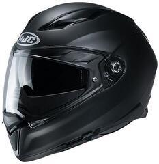 HJC F70 Solid Semi Flat Black