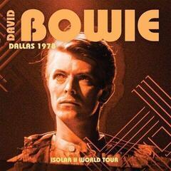 David Bowie Isolar II Tour 1978 (2 LP)