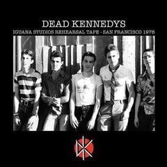 Dead Kennedys Iguana Studios Rehearsal Tape - San Francisco 1978 (Vinyl LP)