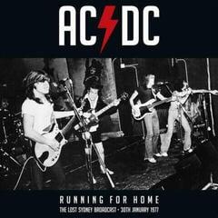 AC/DC Running For Home (Yellow Vinyl) LTD