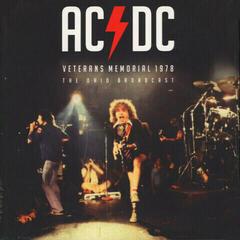 AC/DC Veterans Memorial 1978 (Red Vinyl) LTD