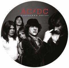 AC/DC Cleveland Rocks - The Ohio Broadcast 1977 (12'' Picture Disc LP)