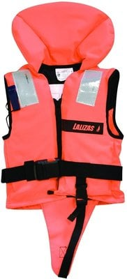Lalizas Life Jacket 100N ISO 12402-4 - 30-40kg