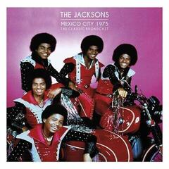 The Jacksons Mexico City 1975 LTD (2 LP)