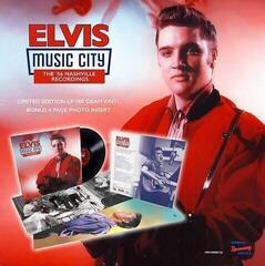 Elvis Presley Music City - The '56 Nashville Recordings (Vinyl LP)