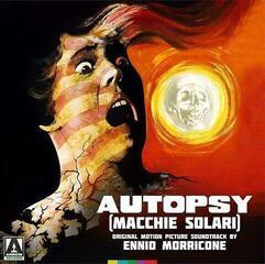 Ennio Morricone Autopsy (Macchie Solari ) OST (Orange Vinyl) (2 LP)
