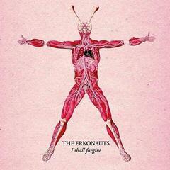 The Erkonauts I Shall Forgive (Red w/Bone Spots Vinyl)