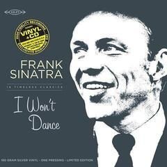 Frank Sinatra I Won't Dance (Silver Vinyl + CD)