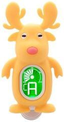 SWIFF A7 Reindeer Cartoon Tuner Yellow