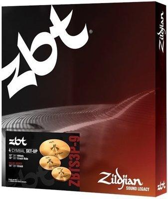 Zildjian ZBT Starter Box Set