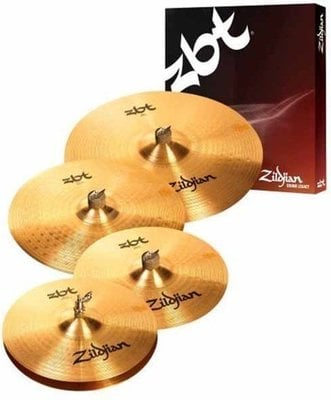 """Zildjian ZBT 5 Box Set + 18"""" Crash"""