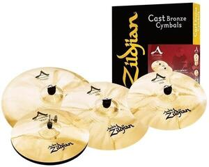 Zildjian A Custom Box Činelski set