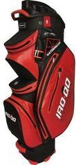 Bennington IRO QO 14 Waterproof Cart Bag Red/Black