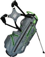 Bennington Four 4 Waterproof Stand Bag Canon Grey Flash/Lime