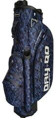 Bennington Dry QO 9 Waterproof Stand Bag Blue Camo/Navy